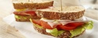 Double Healthy Vis sandwiches double