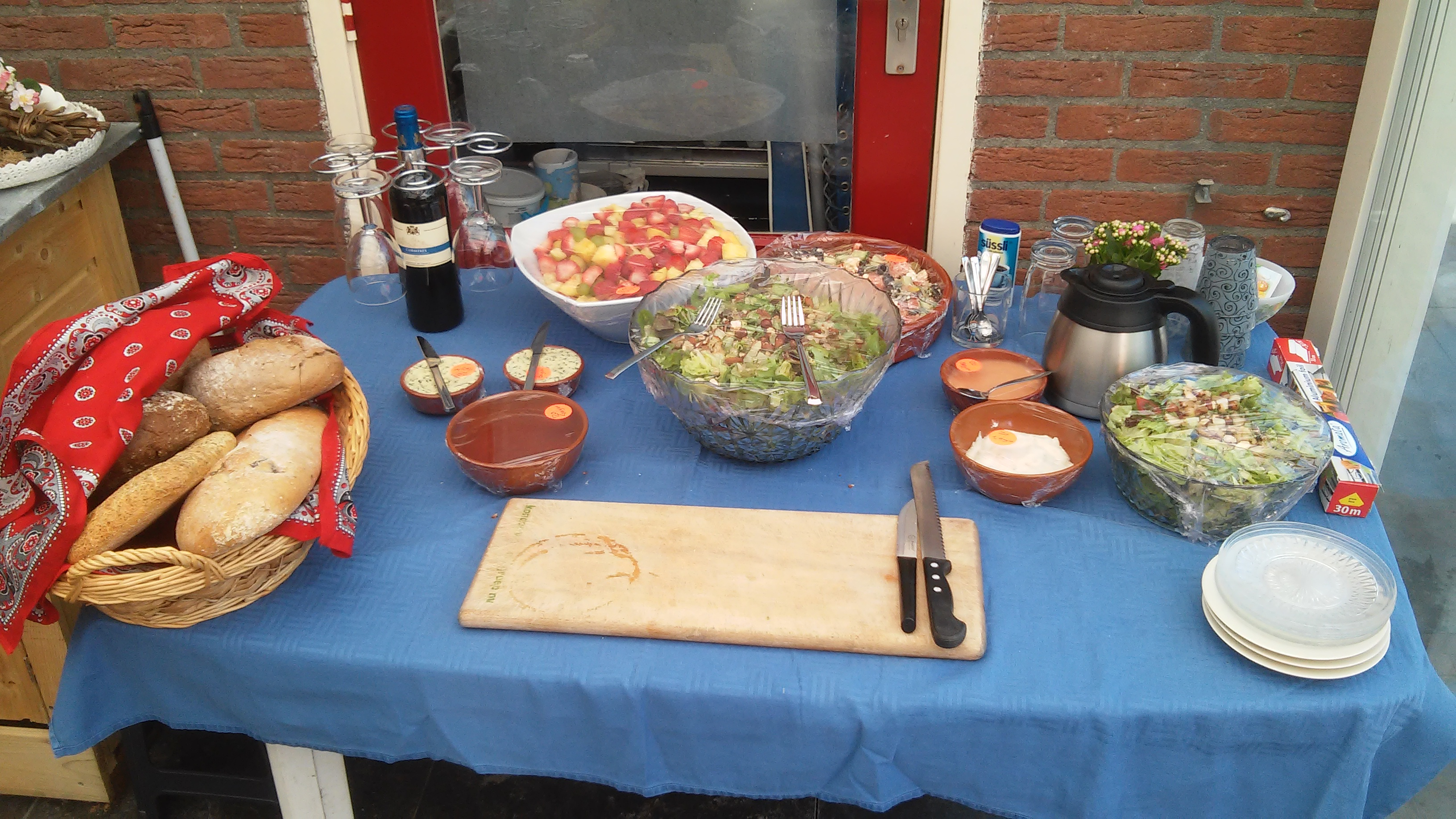 BBQ catering Middenmeer