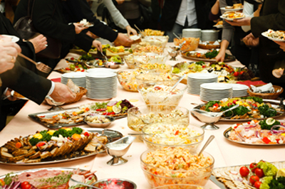 BBQ Buffet Hapjes Tapas Lunch Salades en High tea Catering Maarssen